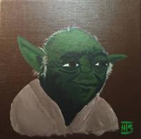 Yoda by Whooogo