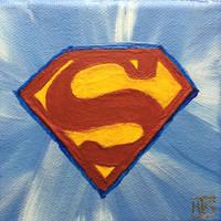 Superman Logo by Whooogo
