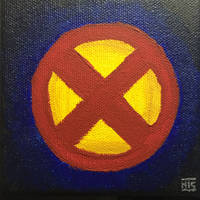 X-Men Logo by Whooogo
