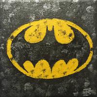 Batman Logo by Whooogo