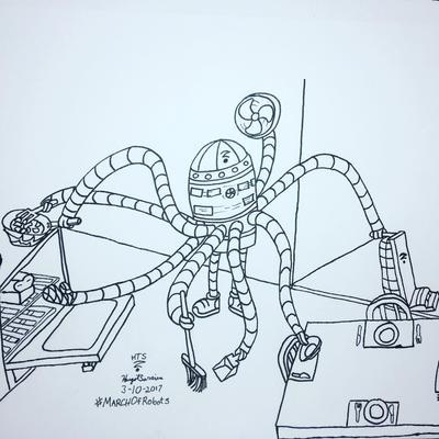 ChoreBot by Whooogo