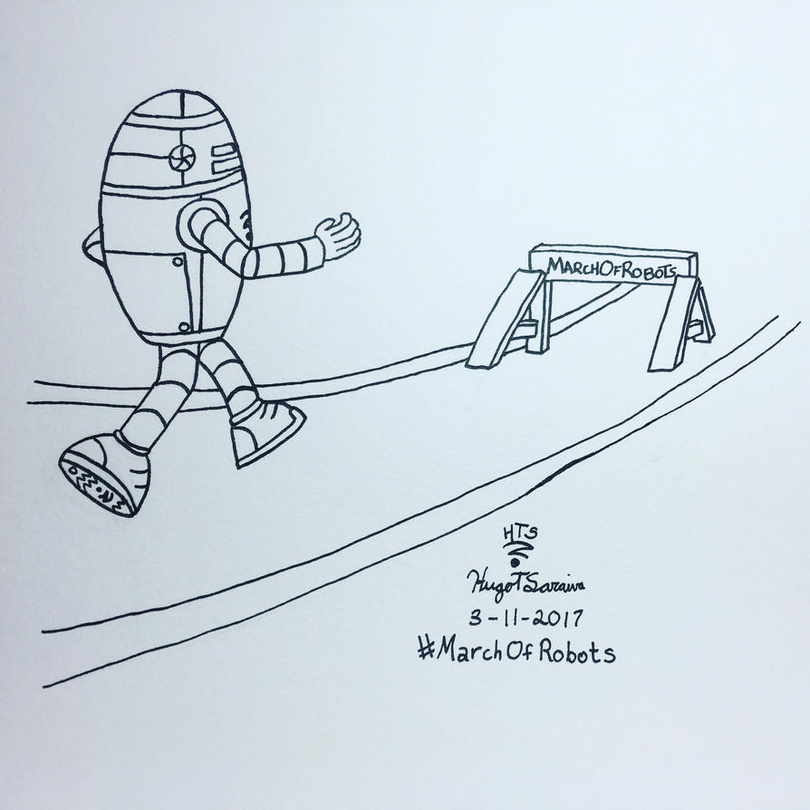 Running Bot by Whooogo