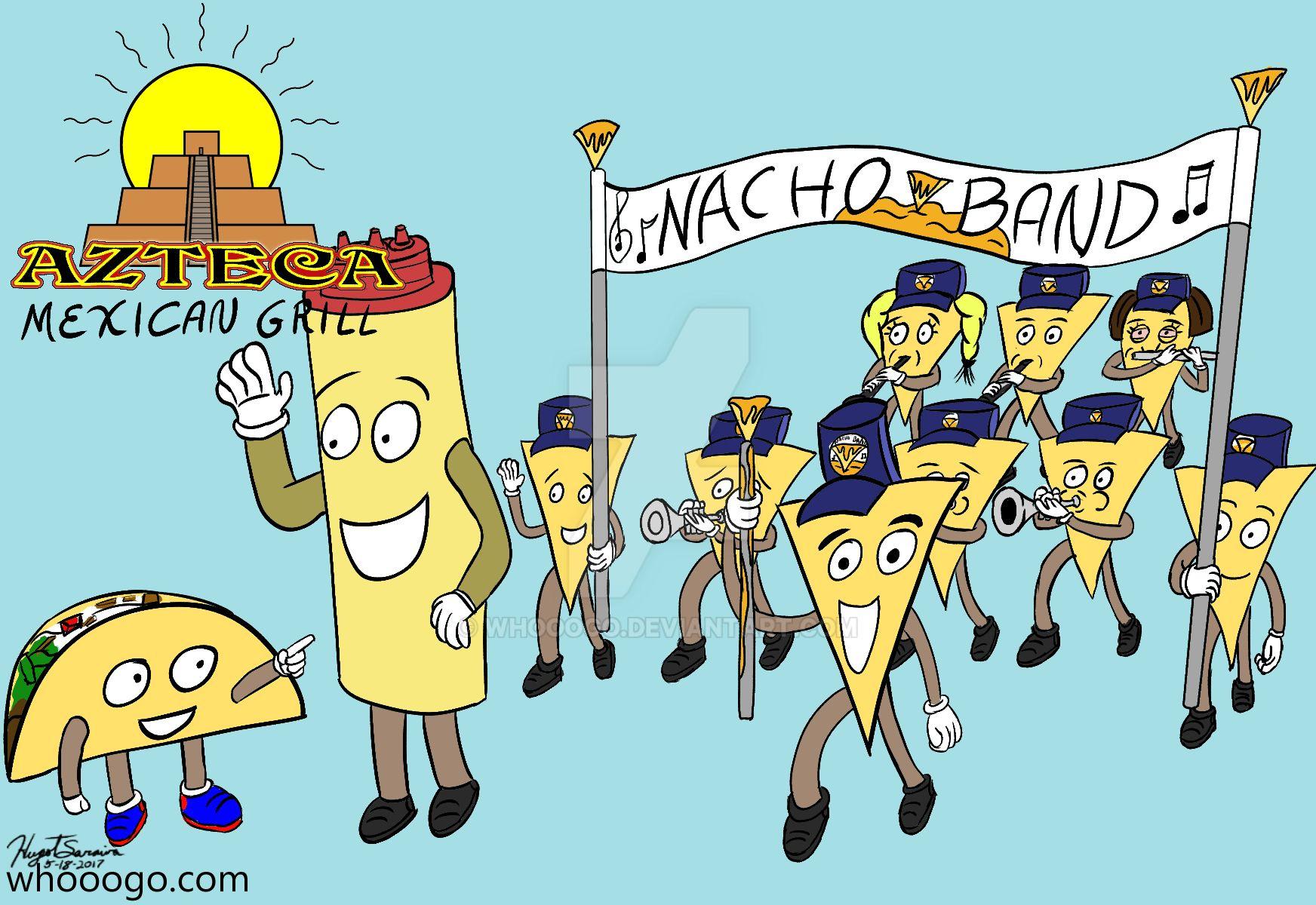 Nacho Band by Whooogo