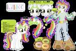 Lillilee Reference Sheet