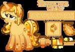 Stargrown Glow - Universe Pony OC