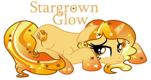 Stargrown Glow - Universe Pony - Downhearted