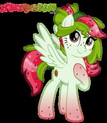 My Little Pony The Movie - Watermelana by MonkFishyAdopts