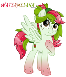 My Little Pony The Movie - Watermelana