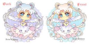 Acrylic Princess Serenity Charms