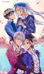 Merry Xmas and Happy Birthday Victor (YOI)