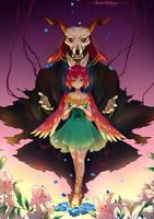 My dear robin by arisa-chibara