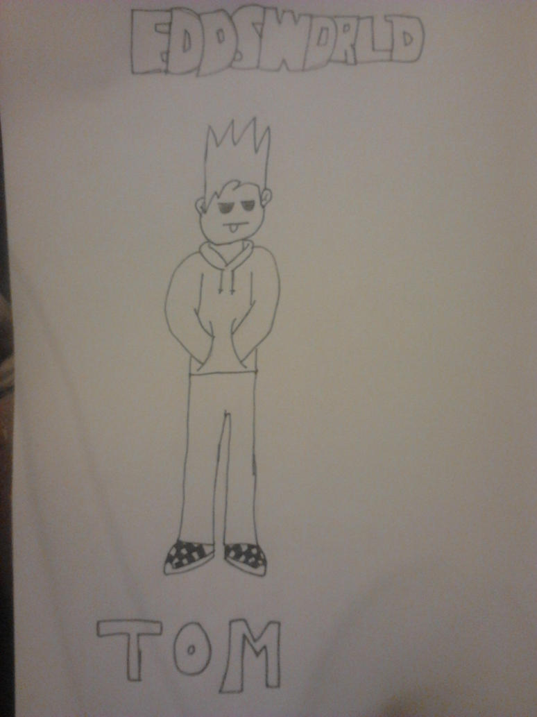 Eddsworld drawing 2 by ForensicBec