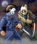 Myers vs Voorhees Round 2