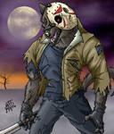 Jason the Wolf Man