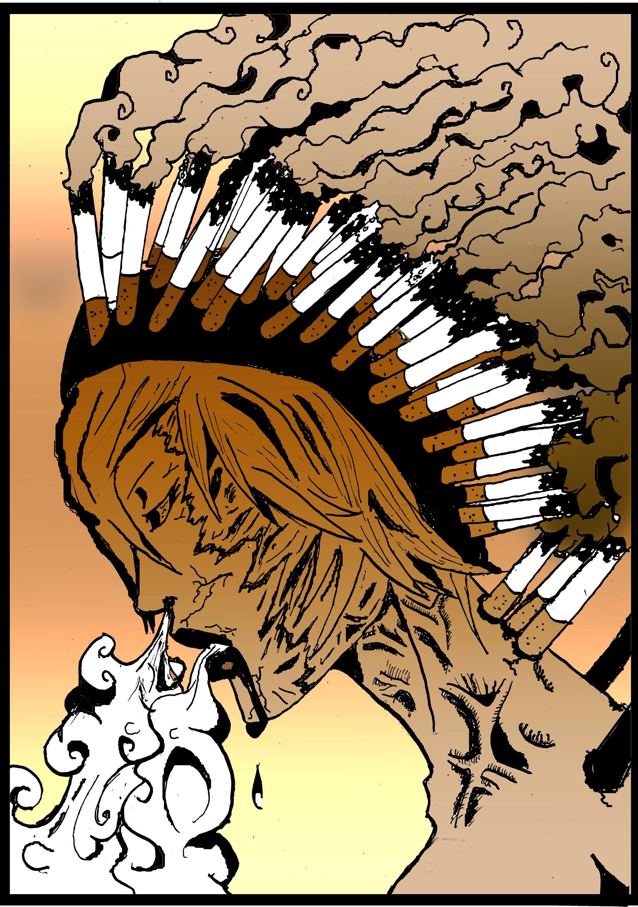 Smoke Dependency by Slyss