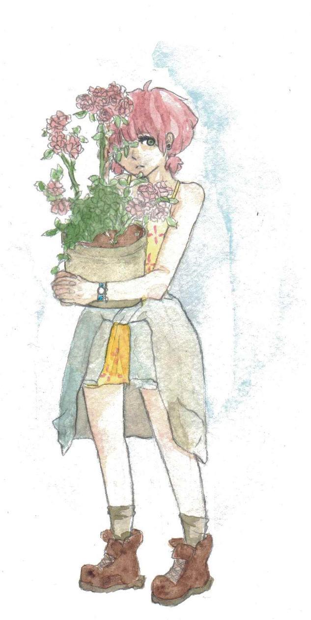 Belinda Roses by InsomniaSquared