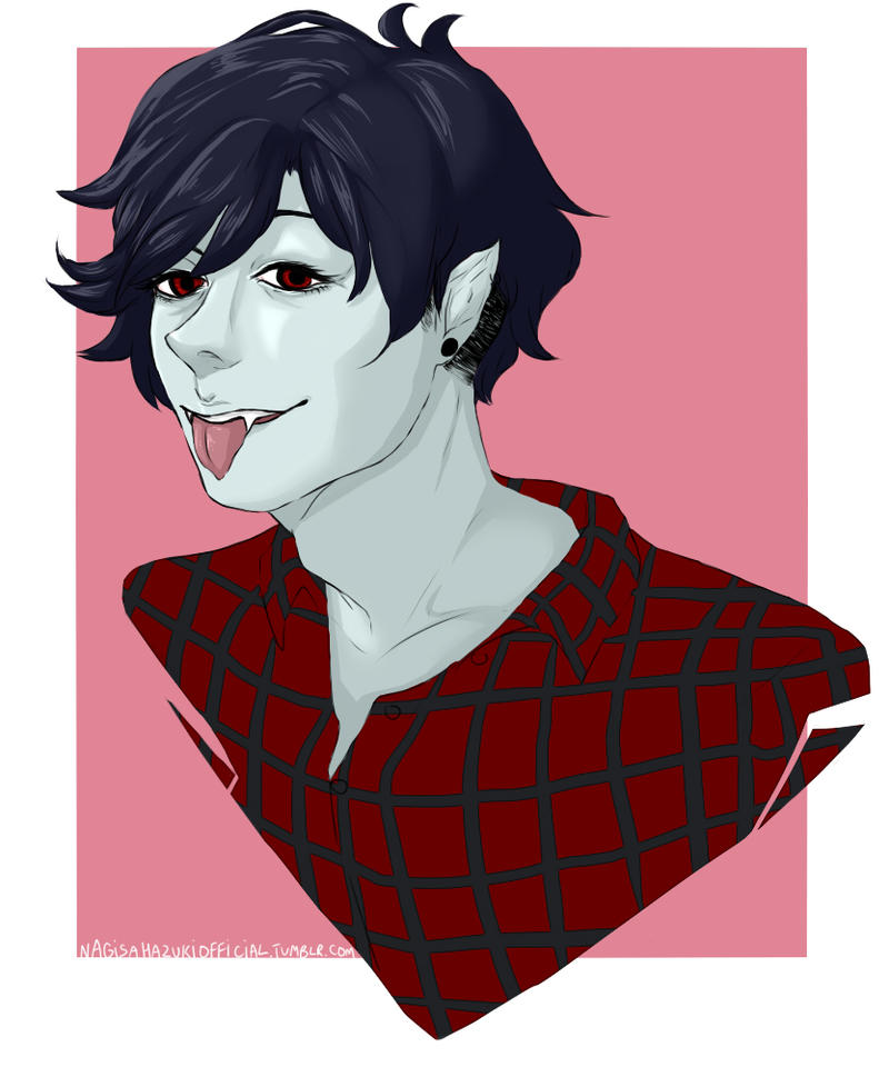 Marshall Lee by InsomniaSquared