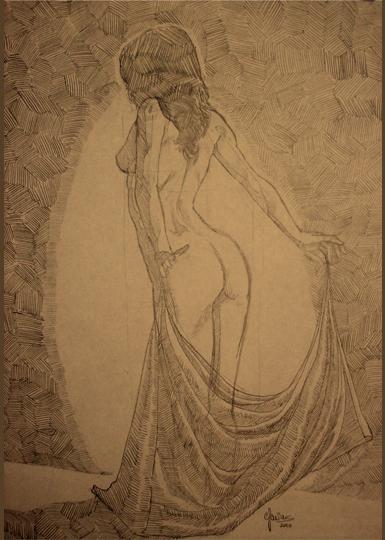 Nudo donna by Assurancetourix
