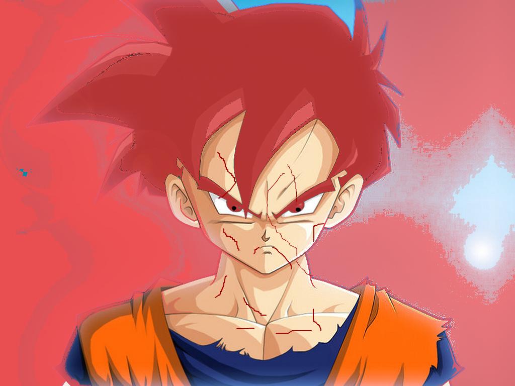 Super Saiyan God Teen Gohan by SonGogeto on DeviantArt