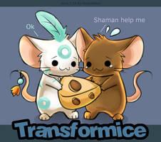 Transformice Shaman by pirateakato