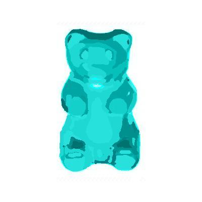 i am a little gummy bear