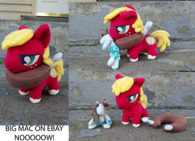 Magnetic Big Mac and Miss Smartypants SOLD! by UltraPancake
