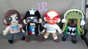The Super Best Friends Zaibatsu by UltraPancake