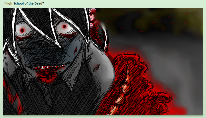 My Iscribble Dump hotd by Denki89