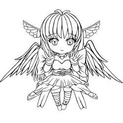Angel-Izka Outline