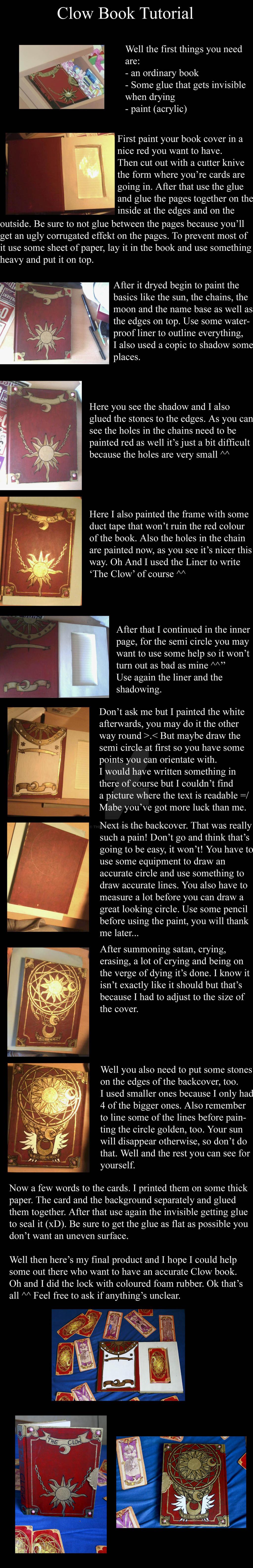 Clow book tutorial by ThemisValvernis