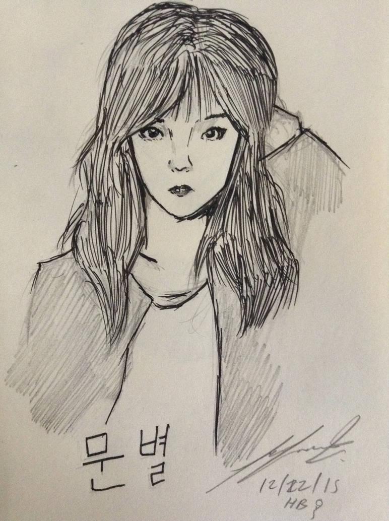 MAMAMOO-MoonByul by bixxart on DeviantArt