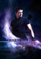 Hawkeye Poster by linglingbell