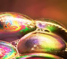 Rainbow Swirls by AKIC96