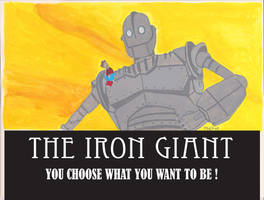 Iron Giant project by Salvador-Raga