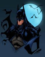 Batman Sanstyle by Salvador-Raga