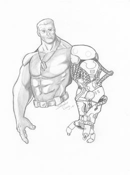 Daily sketch 34