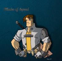 Blades of Legend by Salvador-Raga