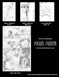 Miguel Puerta by Salvador-Raga