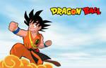 Dragon Ball-print