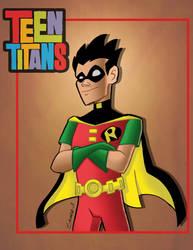 Robin TT by Salvador-Raga