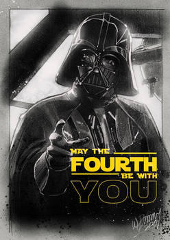 May the 4th 2020 be with you