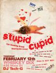 Stupid Cupid Poster