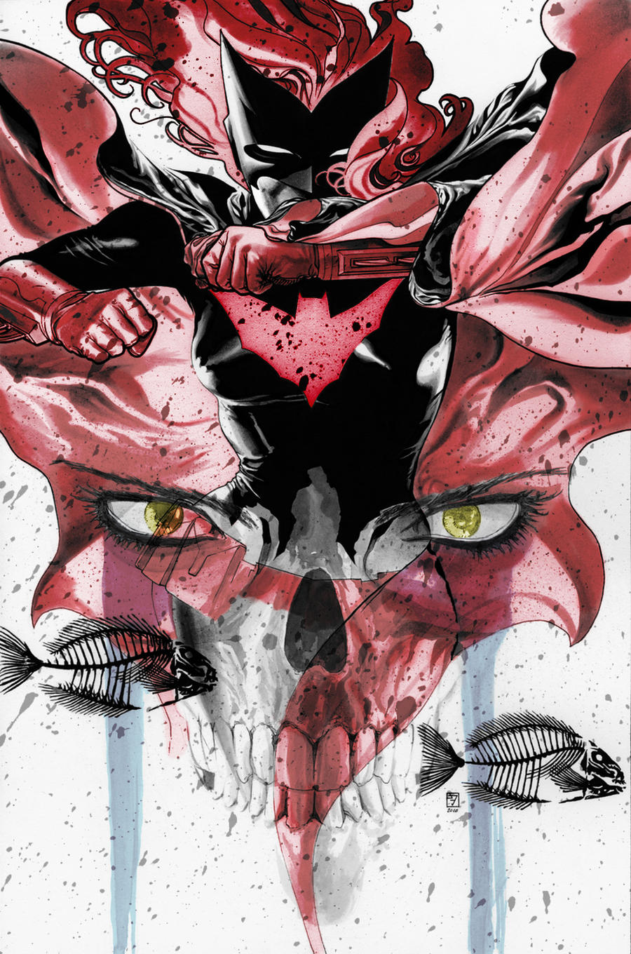 Batwoman- JH Williams III by ReiSif
