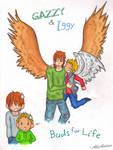 MR: Gazzy and Iggy