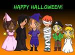 MR: Happy Halloween! by AliAvian