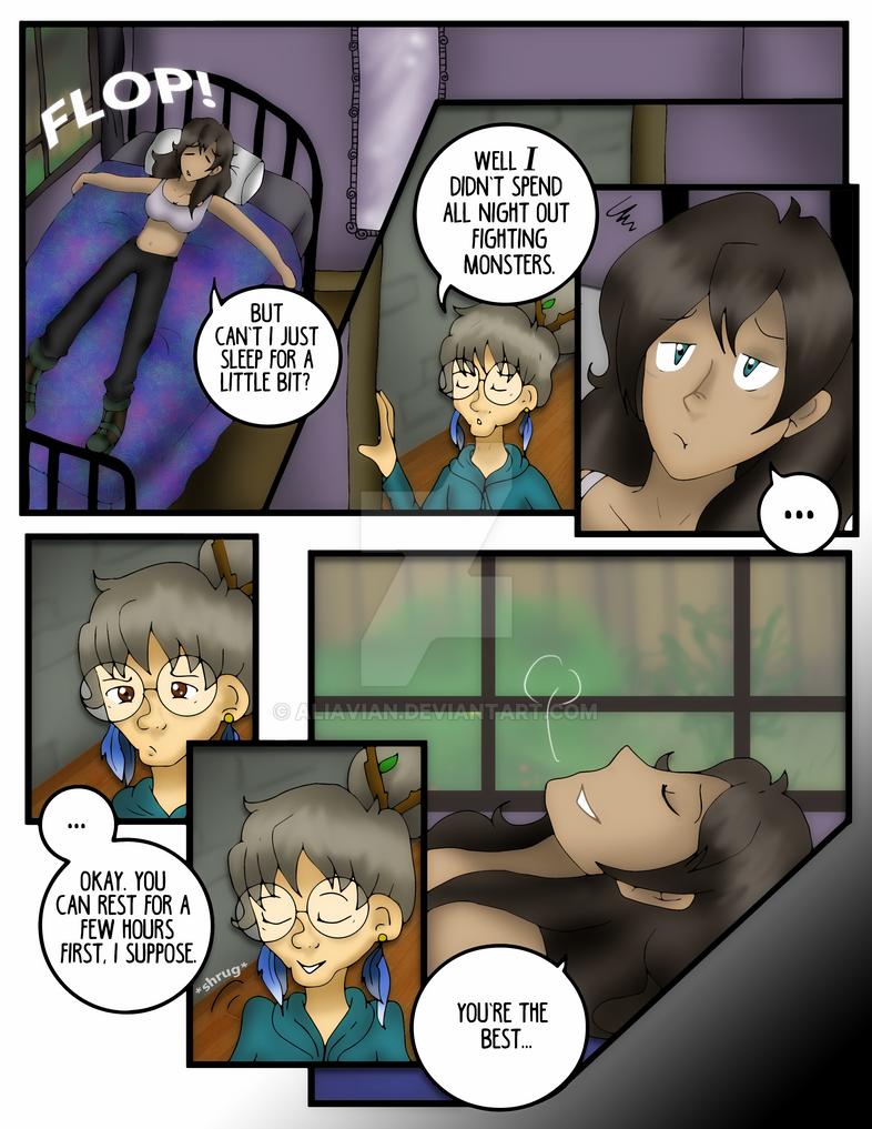 Evergreen: Page 26 by AliAvian