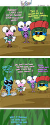 Bug Squad- Camping Prep by AliAvian