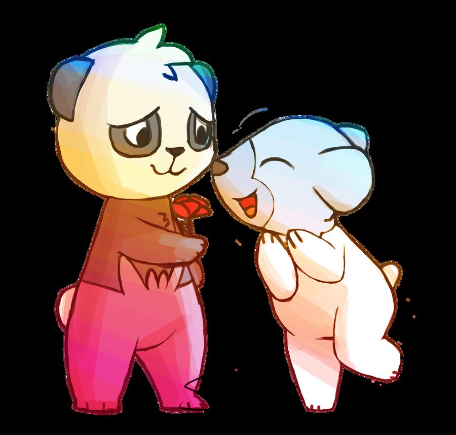 Bjorn and Gelato by Shikariix