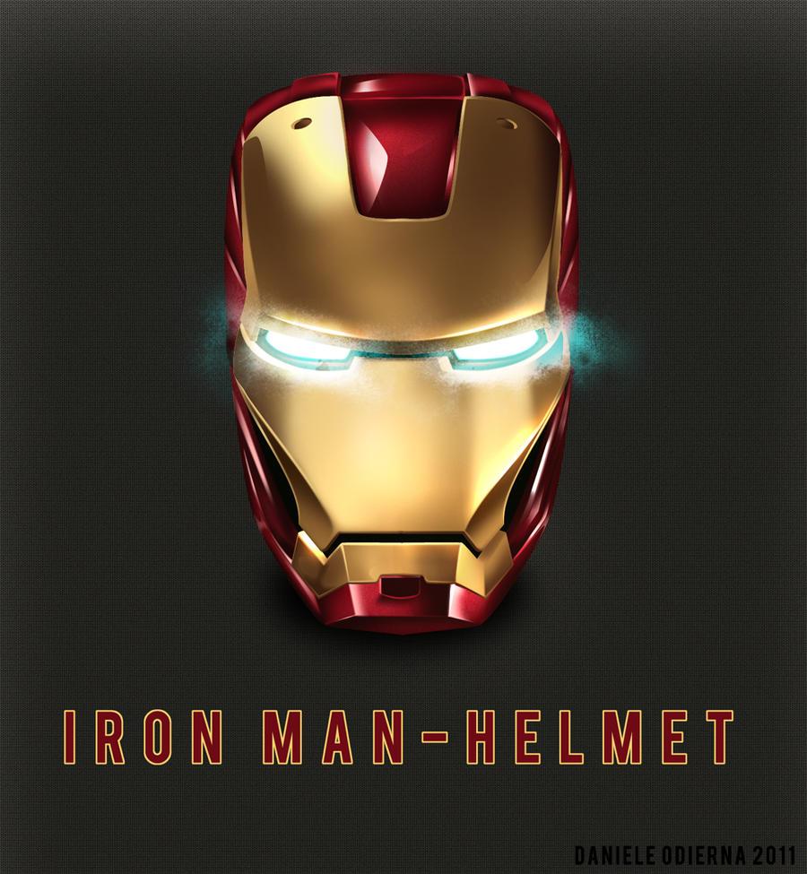 iron man helmetdandilo on deviantart