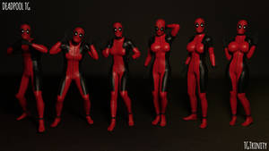 TG Sequence: Deadpool